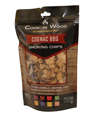 Cognac BBQ Chips / Smoking Chips