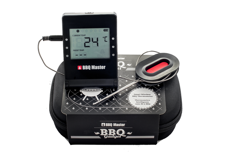 Smart Wireless BBQ Thermometer with one probe