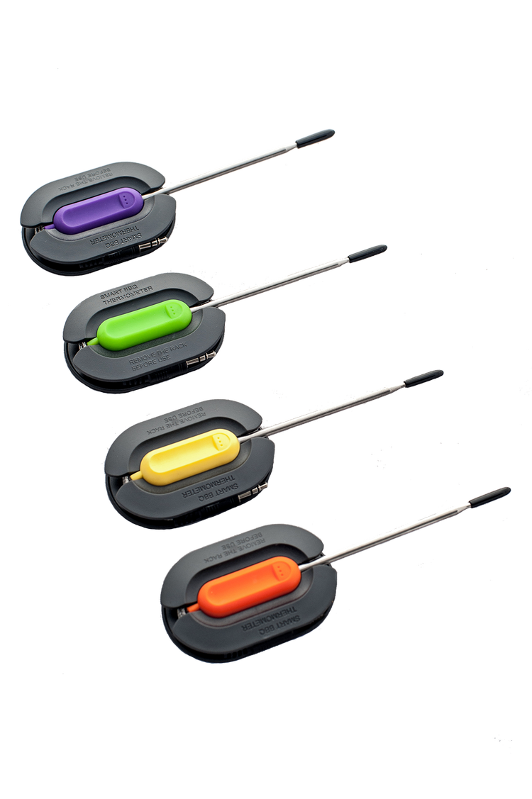 Thermometer probes set of 4