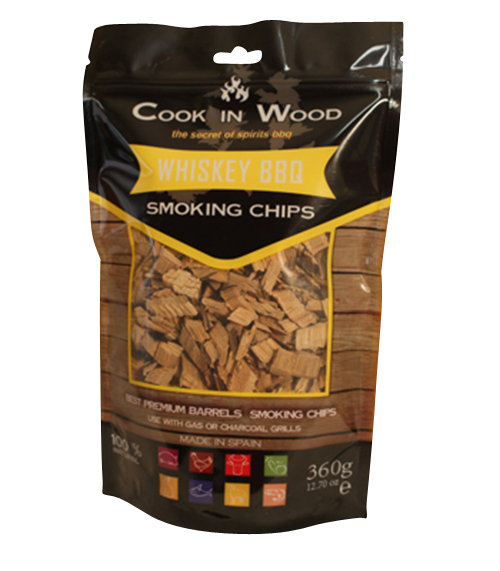 Whisky BBQ Chips / Smoking Chips