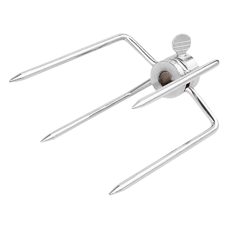 Rotating Grill Spit Prong